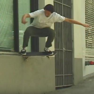 "Mikey Brown's ""Fortune Cookie"" Part"