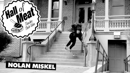 Hall Of Meat: Nolan Miskell