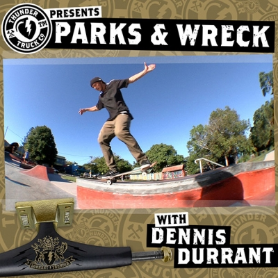 Parks and Wreck with Dennis Durrant
