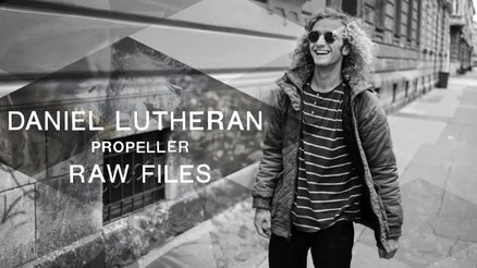 "Daniel Lutheran's ""Propeller"" RAW FILES"