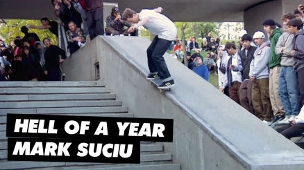 Hell of a Year: Mark Suciu