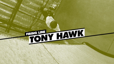 Firing Line: Tony Hawk
