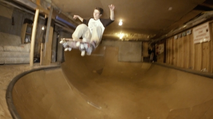 "Jeremy McNamara's ""Basement Dust"" Video"