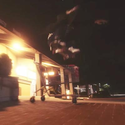 "Corey Duffel's ""Downtown Lights"" Video"