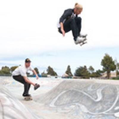 Skatepark Round-Up: Santa Cruz Yardsale
