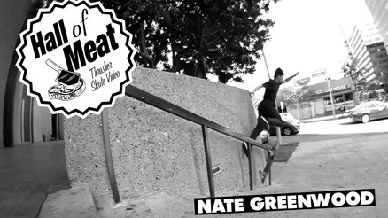 Hall Of Meat: Nate Greenwood