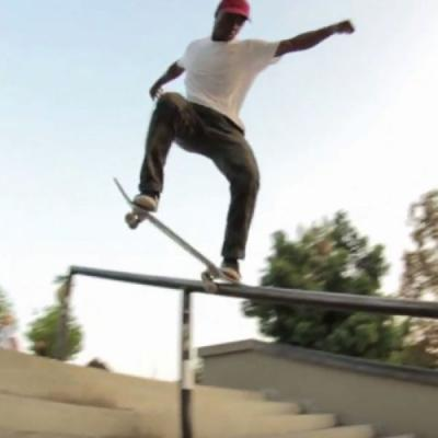 Dashawn Jordan for Bones Bearings