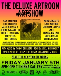 The Deluxe Artroom Artshow