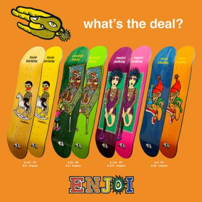 enjoi x New Deal