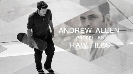 "Andrew Allen's ""Propeller"" RAW FILES"