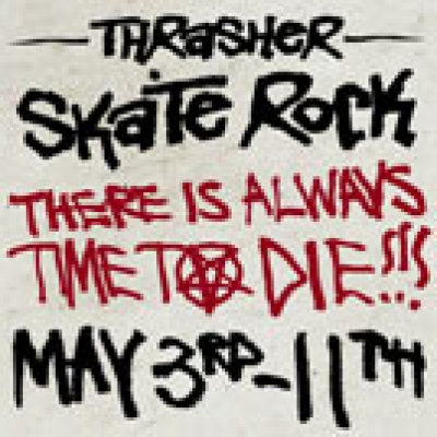 Skate Rock Tour Dates