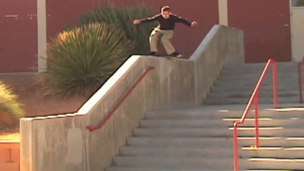 "Blake Norris' ""World Peath"" Part"