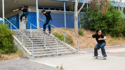 """ROUGH CUT: Patrick Praman's """"Welcome to Real"""" Part"""