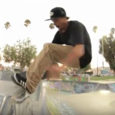 Charlie Blair for Bones Bearings