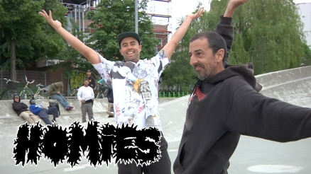 "Homies in ""Europe"" Episode ONE"