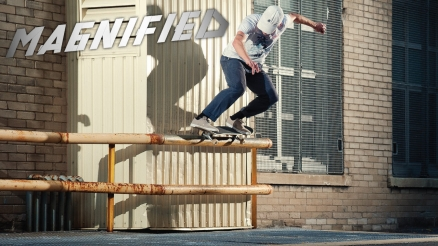 Magnified: Brad Cromer