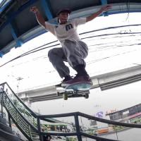 "New Balance's ""Empat Tiga"" Video"