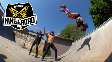 King of the Road 2015: Episode 10 Trailer