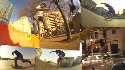 "Bobby Worrest's ""Welcome To Venture"" Part"