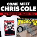 Chris Cole Signing + Free Shirts