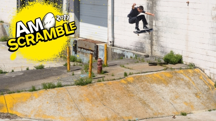 "Rough Cut: Mason Silva's ""Am Scramble"" Footage"