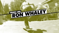 Firing Line: Ron Whaley