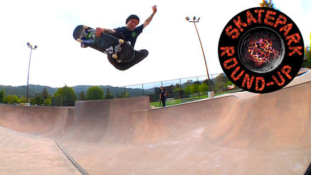 Skatepark Round-Up: Enjoi