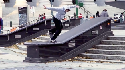 "By The Numbers - Mark Suciu's ""Verso"" Video Part"