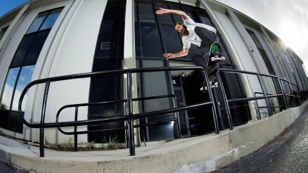 "Rob Wootton's ""No Hotels"" Part"