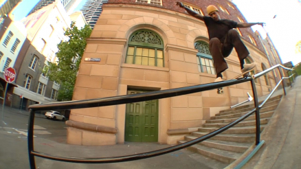 "Boo Johnson's ""Grounded"" Part"