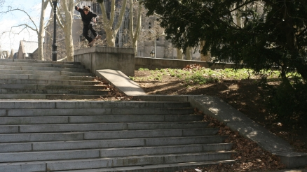 "Niels Bennett's ""No Hotels"" Part"