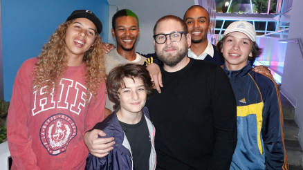 "Jonah Hill's ""Mid90s"" Premiere Photos"