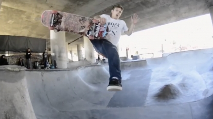 "Jamie Mateu's ""Give me the Power!"" Part"
