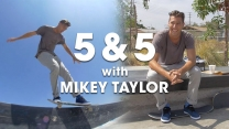 5 & 5 With Mikey Taylor