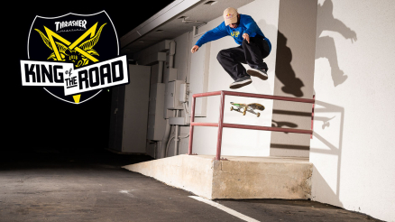 King of the Road Season 3: Mystery Guest MVP – Jamie Foy (2018)