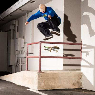 <b class='highlight'>King of the Road</b> Season 3: Mystery Guest MVP – Jamie Foy (2018)