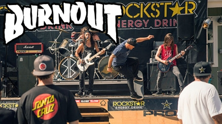 Burnout: Hot Doggin'