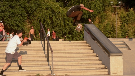 Vans Scorchin' Summer: Austin Demo