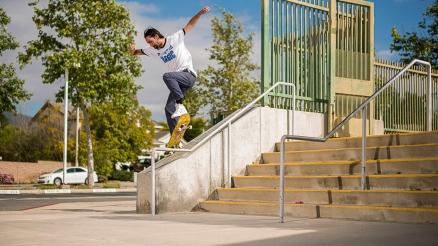 "Chris Blake's ""Pump On This"" Part"