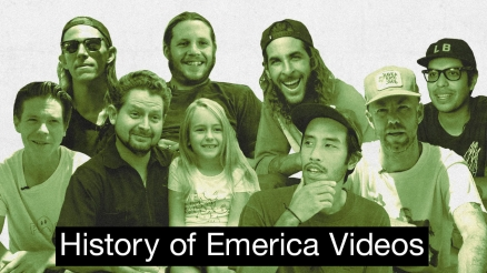 History of Emerica Videos
