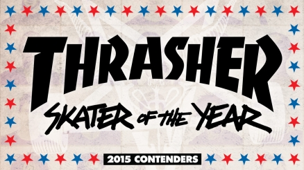 Who should be the 2015 Skater of the Year?