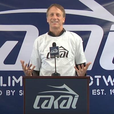 Tony Hawk Welcome to Lakai Limited Footwear