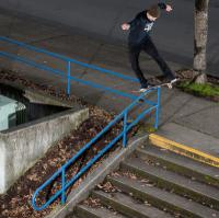 "David Gravette's ""Creature Video"" Part"