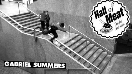 Hall Of Meat: Gabriel Summers