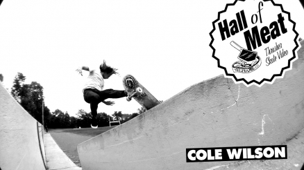 Hall Of Meat: Cole Wilson