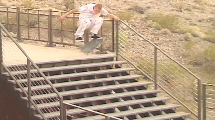 "Frankie Decker's ""World Peath"" Part"