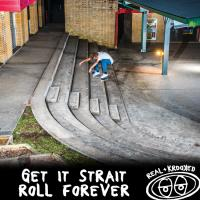 "Krooked x Real's ""Get It Strait, Roll Forever"" Video"
