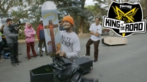 King of the Road 2015: Coffin race and Blake goes pro