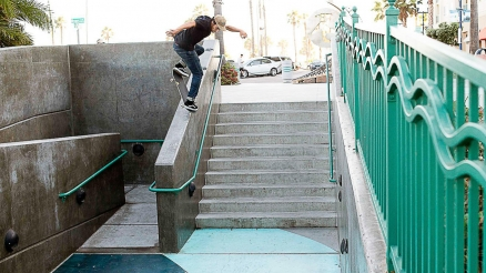 "Unwashed: Corey Glick's ""Oddity"" Part"