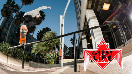 "Paul Hart's ""Gypsy Life"" Part"